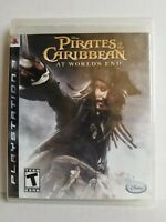 Pirates of the Caribbean At Worlds End PS3 (Sony PlayStation 3) New Sealed Rare!