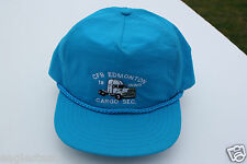 Ball Cap Hat - CFB Edmonton 18 Wing RCAF Air Force Cargo Truck Tractor  (H1394)