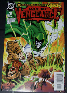 Day of Vengeance DC 1 to 6 COMPLETE SET Special 1