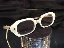 Vintage 50s SWANK Womens Perscription Eyeglasses Frames Mother Of Pearl