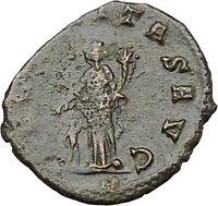 GALLIENUS son of Valerian I Acient Roman Coin Unpublished Fertility Cult i41228