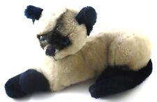 Dakin Cat Siamese Plush 1973 Vintage Stuffed Animal Plush