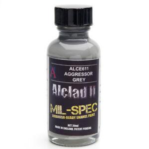 ALCLAD2, ALCE611 AGGRESSOR GREY FS36251