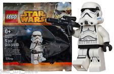 NEW star wars lego STORMTROOPER SERGEANT minifigure rare polybag 5002938