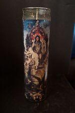 ZEUS Prayer Altar Church Candle Dyaus Pita द्यौष्पितृ Olympius 7 Day Jupiter