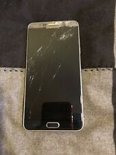 Samsung Galaxy Note5 SM-N920 - 32GB - Black Sapphire (Verizon) Smartphone