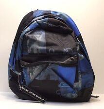 QuickSilver Backpack Generation, Color Black/Blue/Grey (GJK6), Style 1153042803