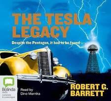 The Tesla Legacy by Robert G. Barrett (CD-Audio, 2008)