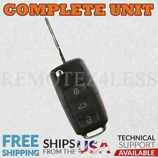 Keyless Entry Remote for 1998 1999 2000 2001 VW Golf Car Key Fob Control