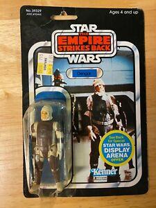 Vintage Star Wars ESB Dengar Figure - 1981 Kenner 45-Back - Unopened MOC