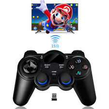 New Wireless Game Controller Gamepad Joystick USB for Android TV Box PC GPD XD