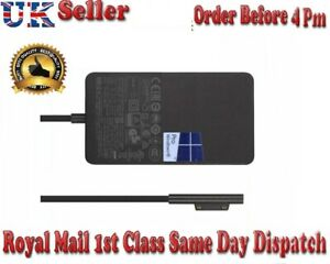 New Genuine OEM Microsoft Surface Pro 3  AC Adapter Charger 36W 12V 3.6A