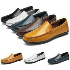 Mens Outdoor Loafers Gommino Moccasins Slip On Driving Resistant Shoes casual SZ