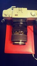 Nikkorex Zoom 35 camera + Nikkor Zoom lens 1:3.5 f: 43mm ~ 86mm Kogaku