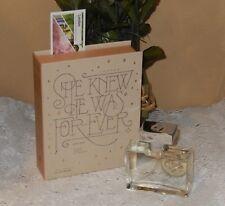 Anthropologie Fictions London She Knew He Was For-Ever EDP Parfum 1.7 fl oz NIB