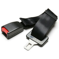 Car Safety Seat Belt Buckle Seatbelt Adjustable Extension Extender Universal