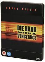 Die Hard With a Vengeance BD Steelbook [Blu-ray] [Region Free]