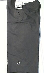 PEARL IZUMI WOMEN'S BLACK W IMPACT CAPRI CYCLING PANTS SZ S NWT MSRP $100