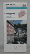 Germany - Freizeitkarte NRW - 1:50,000 Leisure Map - Hohes Venn, Eifel - 2003