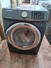 Samsung 7.5 Cu Ft Gas Dryer With Steam - Black Stianless Steel - Dvg45N5300V