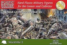 Soldats américains en plastique