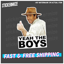 YEAH THE BOYS Sticker Decal YTB Coight Funny Bogan VB Aus Straya 4x4 Car Ute