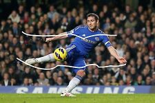 Frank Lampard 12x8 inch unsigned photo Ref:1004