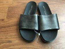Metallic Very Volatile Los Angeles Sandals
