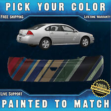 NEW Painted to Match - Rear Bumper Cover Replacement For 2006-2011 Chevy Impala
