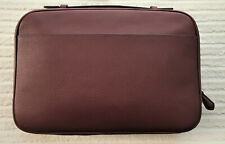 COACH MEN'S SMOOTH CALF LEATHER MULTIFUNCTION POUCH F39806 $250