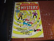 Richie Rich Vaults of Mystery #11 Harvey Comics Jul 1976 vs Babymaker Little Dot