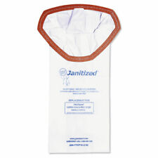 Janitized Vacuum Filter Bags Designed to Fit Proteam Super Coach Pro10qt 100/ct