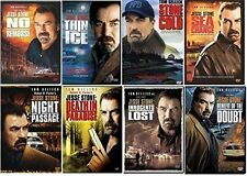 Jesse Stone 8 Film Collection Video Series TV Drama Thrillers Bundle DVD Set Lot