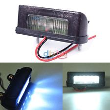 12V Numero LED Targa Fanale Posteriore Posteriore Camion Lampada Rimorchio
