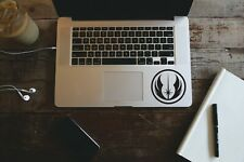 Star Wars Jedi Order Symbol Decal Sticker For Laptop Macbook Car Van Window Flag