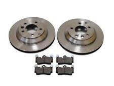 VW TOUAREG 3.2 3.6 4.2 2003-2010 REAR 2 BRAKE DISCS AND PADS (330mm VENTED)