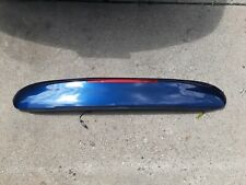 2002-2009 Chevrolet Trailblazer Rear Hatch Spoiler 02-09 Brake Light Lamp BLUE