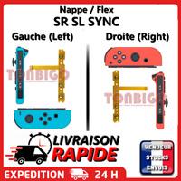 Nappe Bouton NINTENDO SWITCH touche SR SL SYNC manette joycon flex joy-con ruban
