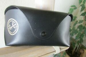 Ray Ban Semi or Regular Hard Case for Sun or Reading Glasses in Black or Brown