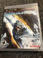 Metal Gear Rising: Revengeance (Sony PlayStation 3, 2013)