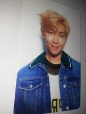 BTS 5th Mini album Love yourself [ V VER ]  photocard [ RAP MONSTER ] FREE GIFT
