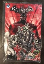 Batman Arkham City DC Comic Book Variant Cover Loot Gaming Crate Exclusive NEW