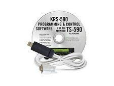 RT Systems KRS-590 Software and USB-63 for the Kenwood TS-590S and TS-590SG