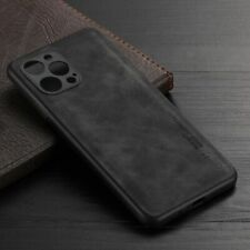Cell Phone Case Leather Cloth Soft Luxury Cover Solid Mobile Back Accessories