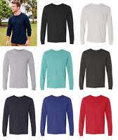 Fruit of the Loom SFLR Sofspun Cotton Long Sleeve T-Shirt Size S-3XL