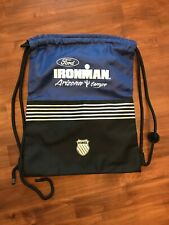 Ironman Arizona Bag Triathlon New Sling Bag with Pull Cords - Kswiss