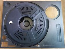 TECHNICS SL1210 / 1210 MK2 2 X TOP PLATE / CHASSIS / BODY + MOTOR COVER.