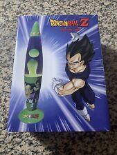 Dragon Ball Z Motion Lamp Brand New 10 Inch Vegeta New In Box