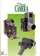 Classic Camera  N.14 Aprile 1995 rivista in italiano collezionismo fotografico