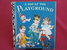 Vintage LGB  A Day at The PLAYGROUND ~ Miriam SCHLEIN  &  Eloise WILKIN Hb  MELB